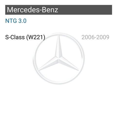 Безпровідний CarPlay та Android Auto адаптер для Mercedes-Benz з NTG 3.0 Прев'ю 1