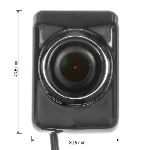 Front View Camera for Mercedes-Benz C Class of 2015-2016 MY Preview 7