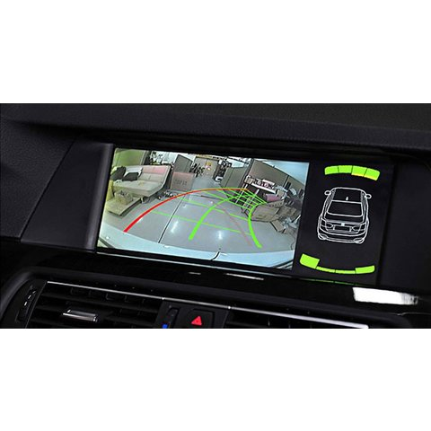 Rear View Camera for Audi A4L, A3 Preview 4