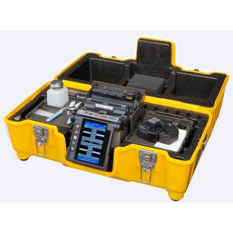 """Зварювальний апарат для оптоволокна Fujikura 80S+ """"Kit-A"""" Plus Прев'ю 4"""