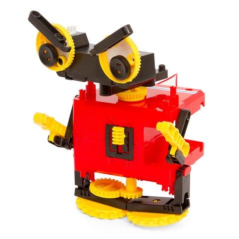Робот 4 в 1, STEAM-конструктор CIC 21-891