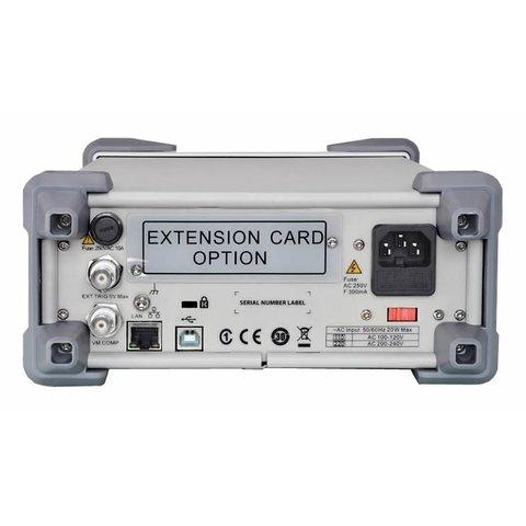 Цифровий мультиметр SIGLENT SDM3065X Прев'ю 2