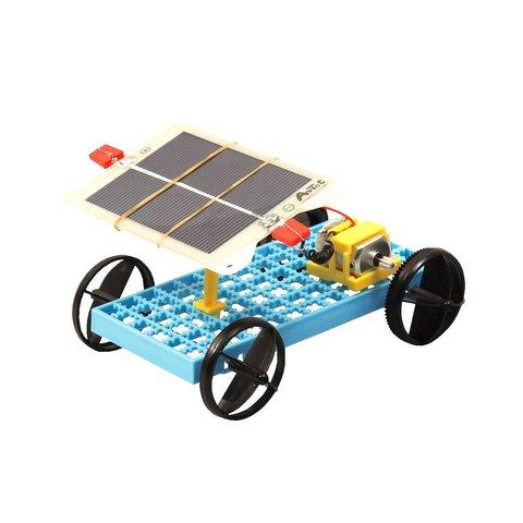 STEAM-конструктор Artec Еволюція машини на сонячній енергії - /*Photo|product*/