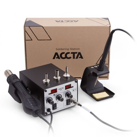 Hot Air Rework Station Accta 401 Preview 13