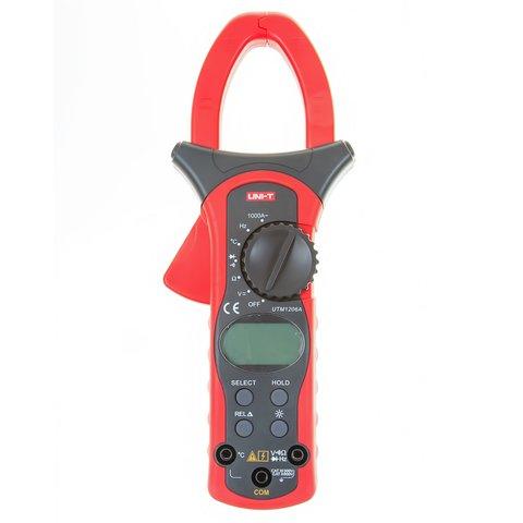 Digital Clamp Meter UNI-T UT206A Preview 2