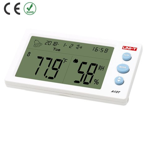 Temperature Humidity Meter UNI-T A13T Preview 4